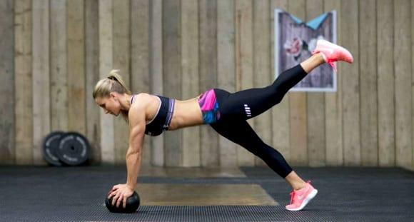 Die Plank Übung: 8 Variationen der Plank zur Stärkung der Körpermitte