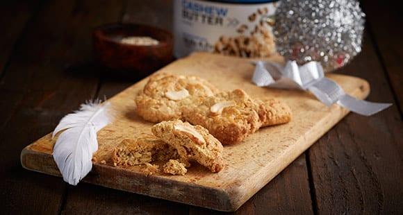 Himmlische Cashew Kekse | Gesunde Desserts