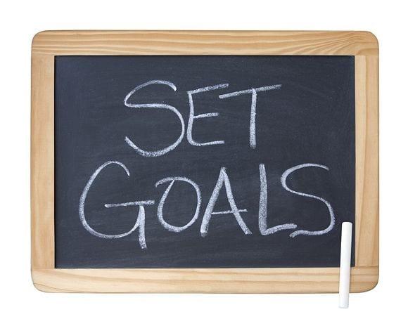 Schritt #1: Setze dir präzise Ziele