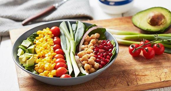 Spanischer Salat | Leckere Sommer Rezepte
