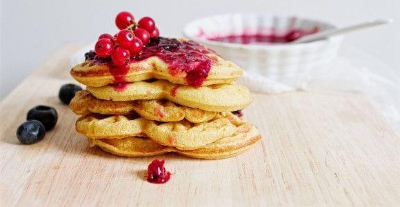 Super einfache Pancakes | 7-Minuten Frühstück