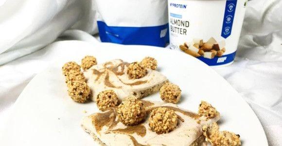 Proteinreicher Giotto Kuchen | Leckerer Kuchen Snack