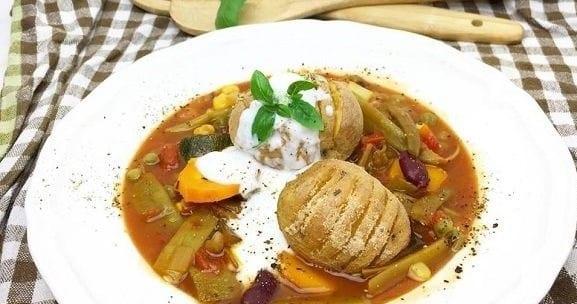 gesunder & leckerer Gemüseeintopf | vegan