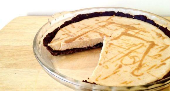 Frozen Erdnussbutter Kuchen | high protein