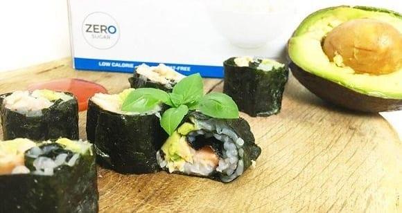 Low Calorie Sushi | Ketogenes Rezept