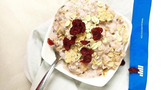 Superfood Overnight Oatmeal | Proteinreiches Frühstück