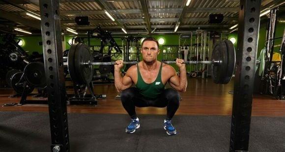 Beintraining | 12-Wochen-Trainingsplan für starke Beine