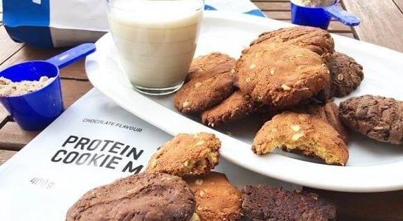 Myprotein Bäckerei | Protein Cookies für Zuhause