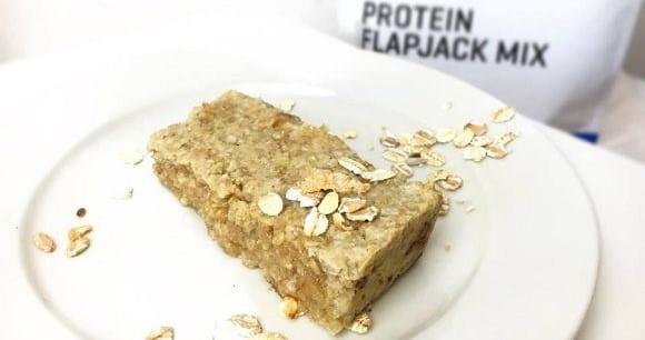 Backmischung Myprotein Bäckerei | Protein Haferriegel