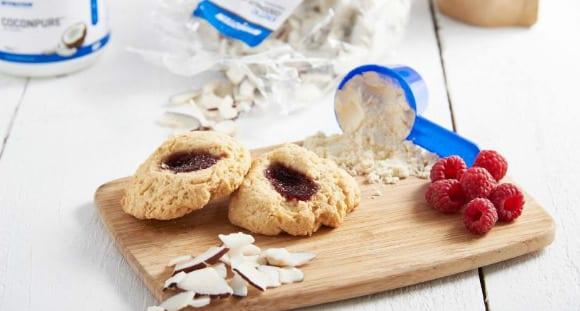 Gesundes Backen | Kamut-Mehl Fruchtgebäck