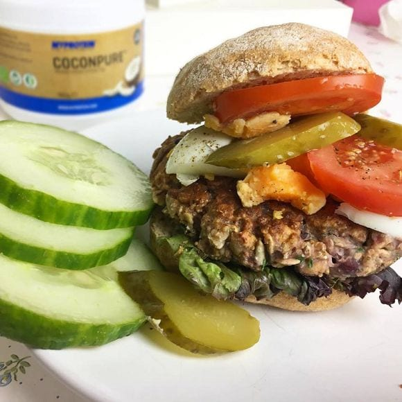 black-beans-burger