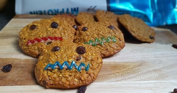 Halloween Cookies | Monster –  Party Rezept