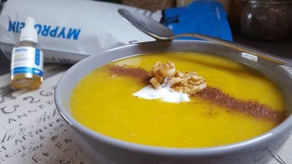 Leckeres Kürbis Rezept | Süße Kürbissuppe