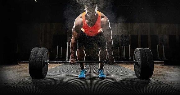 Workout #1: Gewichtheben auf Zeit