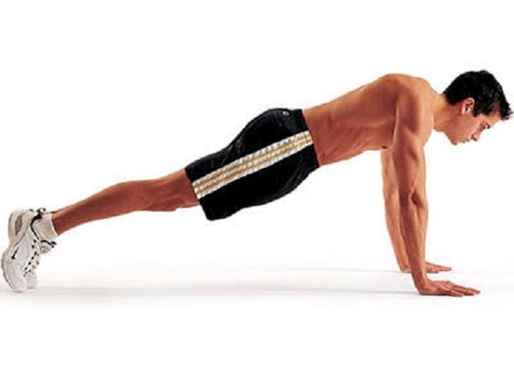 Commando Plank