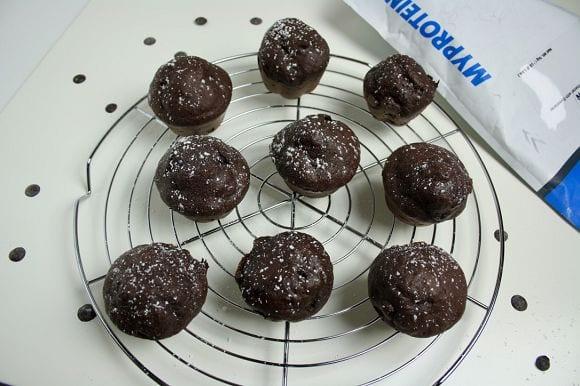 Protein Muffins Rezept