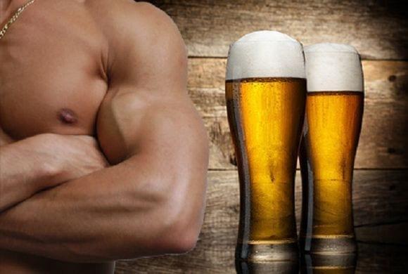 Alkohol Muskelaufbau | Wie schädlich sind Bier & Co. wirklich?