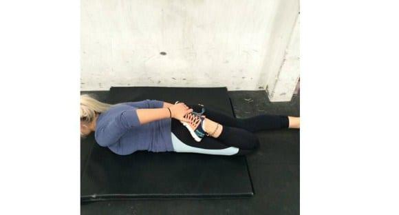 Übung #3 – Rectus Femoris (vorderer, gerader Oberschenkelmuskel)