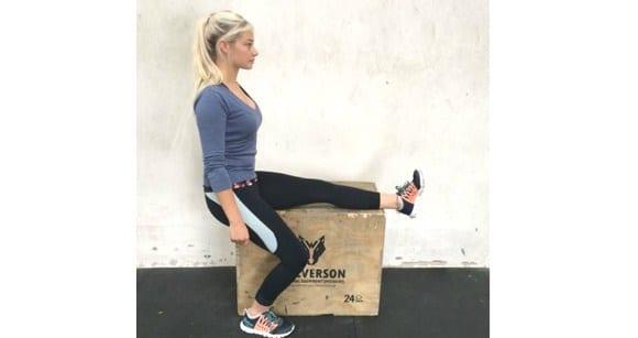 Übung #4 – Beinbeuger
