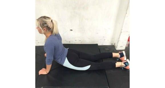 Übung #6 – unterer Rücken