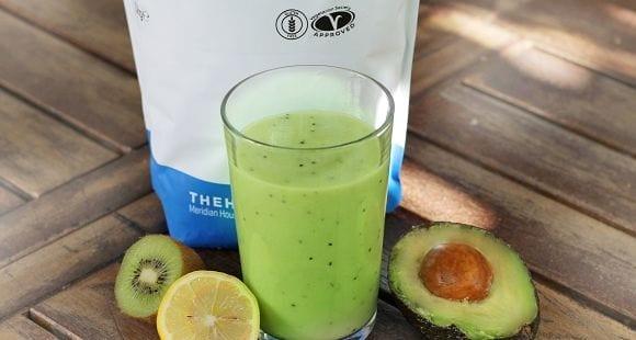Veganes Rezept | Gesunder Avocado Smoothie