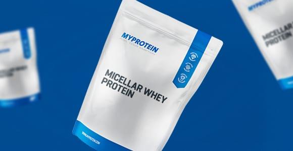 Was ist Mizellares Whey Protein? | Protein Infografik
