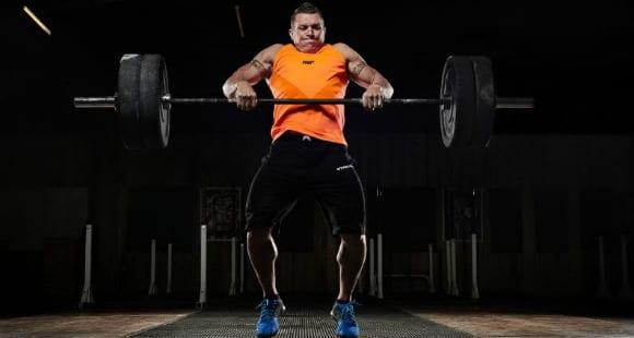 Olympisches Umsetzen richtig ausführen | Ausdauer Techniken