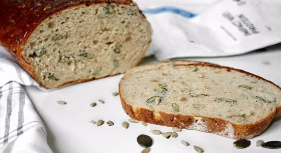 Brot Rezept | Backen mit Vollkorn