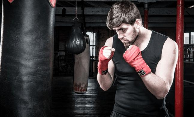 Stress bekämpfen mit Kampfsport