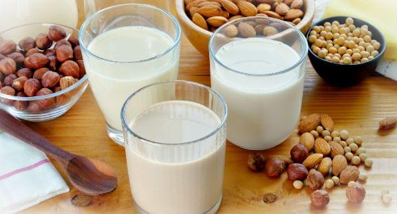 Laktoseintolerant? | 5 milchfreie Calzium-Quellen