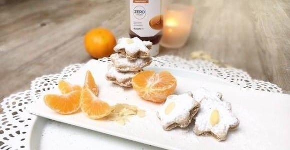 Lebkuchen Rezept | Fettarme Weihnachtsplätzchen