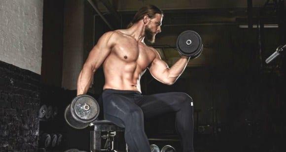 langsam-zuckender Muskelfasern