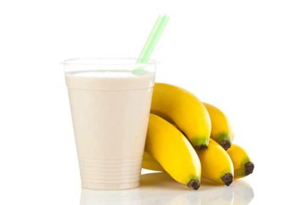 #4 Banane-Nuss-Smoothie mit Lucuma-Pulver