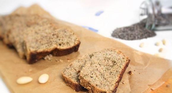 Low Carb Food | Leckerer Nusskuchen ohne Zucker