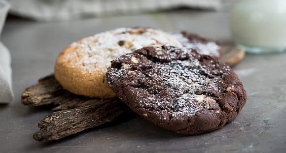 Protein Cookies | 2 gesunde Cookie Rezepte zu Weihnachten!
