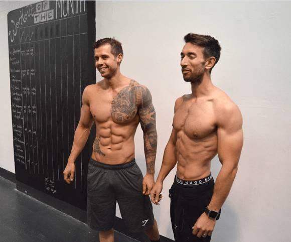 Hollywood-Workout - Hinter den Kulissen