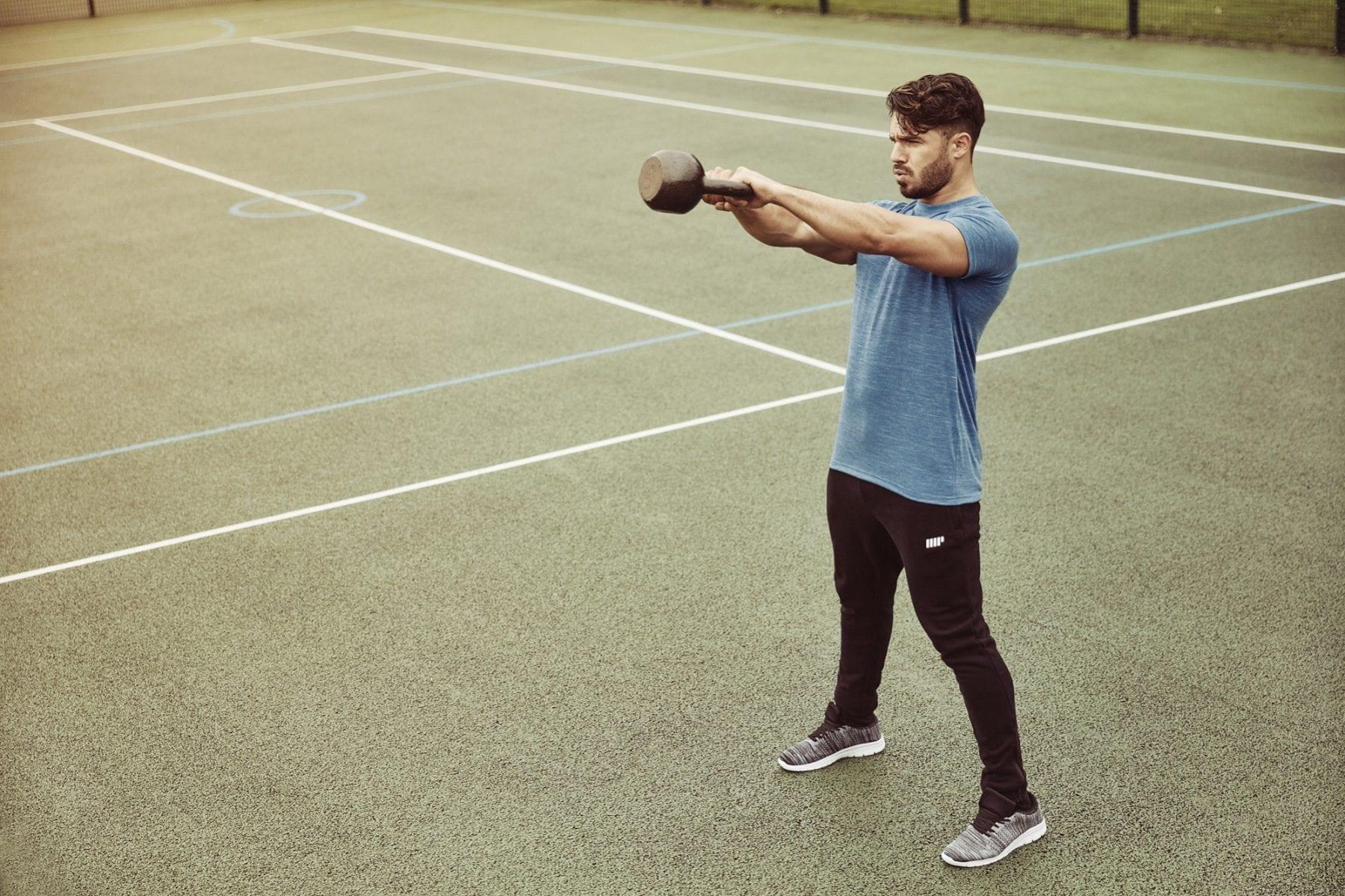 5 kettlebell übungen für Fortgeschrittene