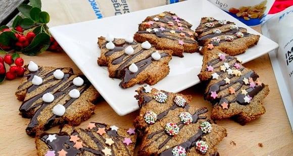 Weihnachtsrezepte | 3 gesunde Kekssorten, die dir die Weihnachtszeit versüßen