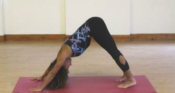 Yoga Dehnübungen