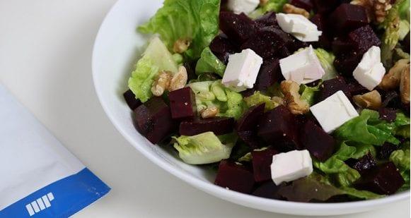 Vegetarische Rezepte | Rote Beete Salat