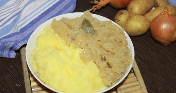 Fettarme Rezepte | Fluffiger & Gesunder Kartoffelbrei