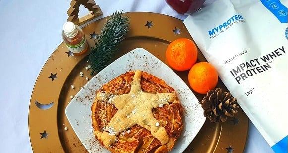 Rezepte zu Heiligabend | Leckerer Christmas Pie in Fettarm