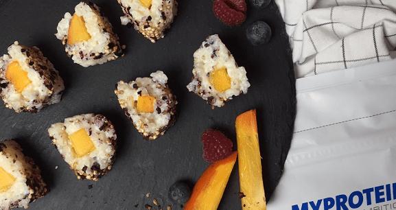 Sushi Rezepte | Süßes Sushi DIY | Gesund & Lecker