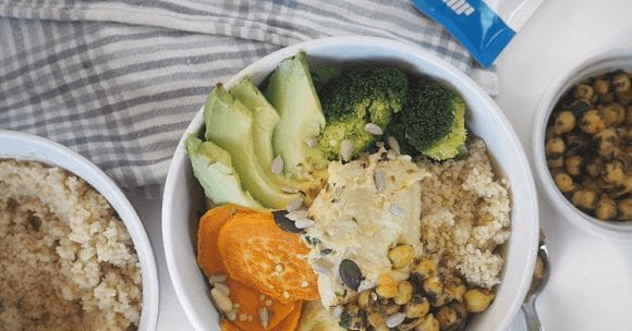Gesund Essen | Nourish Bowl | Schüssel voller Gesundheit!
