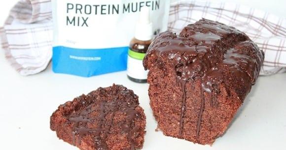 Gesunder Kuchen | Cleaner Schoko-Proteinkuchen