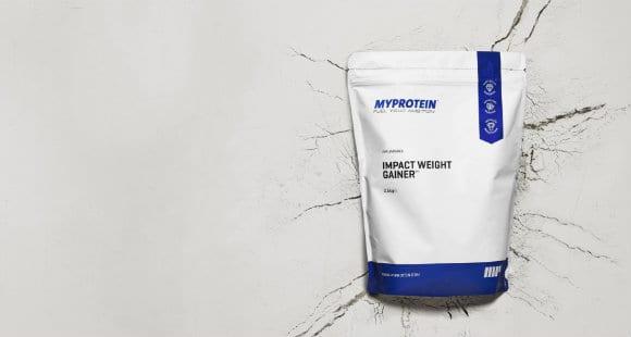 Der reformulierte Impact Weight Gainer | Mehr Geschmack, bessere Ergebnisse
