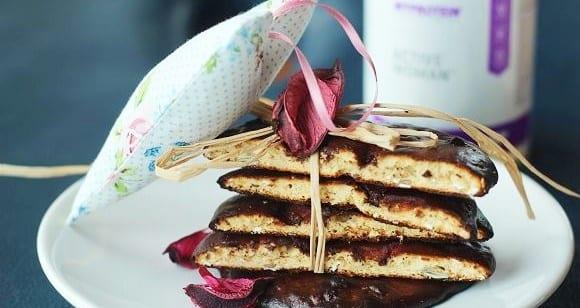 Diät Rezept | Schlanke Chocolatechip-Cookies | Active Women Rezept