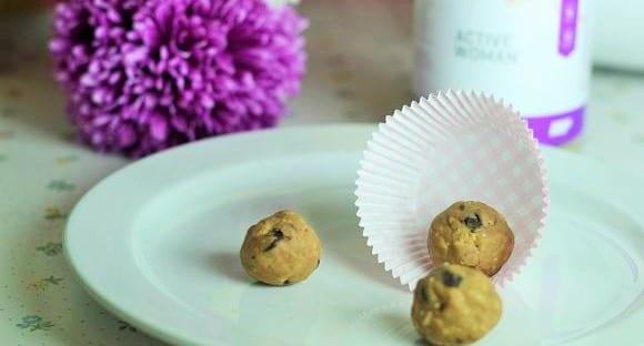 Vegane Süßigkeiten | Protein Cookie Dough Bällchen – Active Women Rezept