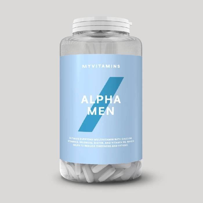 Alpha Men für Herren & Multivitamin für Frauen | Multivitaminpräparat mit Ginsengextrakt
