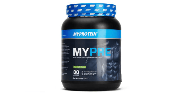 MYPRE: Pre Workout Booster für den extra Kick im Training